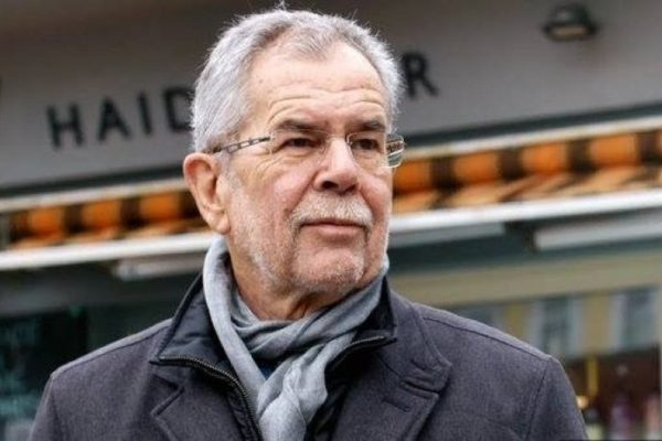 Президент Республики Австрия Александер ван дер Беллен
